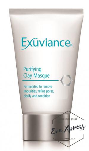 מסיכת חימר מטהרת- מכיל 50 גר'   Purifying Clay Masque