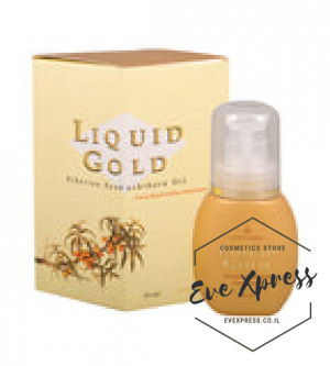 LIQUID GOLD Siberian Seabuckthorn Oil Facial Replenishing Supplement 30 ml