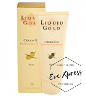 LIQUID GOLD - Cream Gel 60 ml