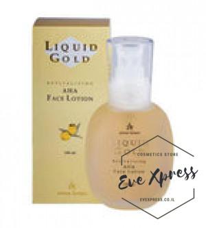 LIQUID GOLD -  Revitalizing AHA Face Lotion 100 ml