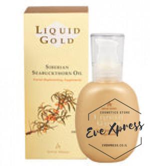 LIQUID GOLD - Siberian Seabuckthorn Oil Facial Replenishing Supplement 100 ml