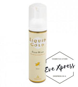 LIQUID GOLD - Foam Wash 200 ml