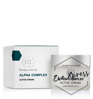 "ALPHA COMPLEX אקטיב קרם 250 מ""ל"