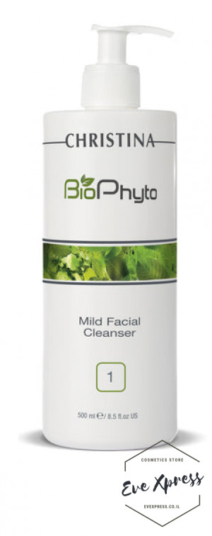 BioPhyto Step 1 - Mild Facial Cleanser 500ml