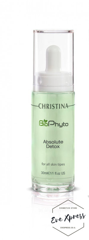 BioPhyto Absolute Detox serum 30ml