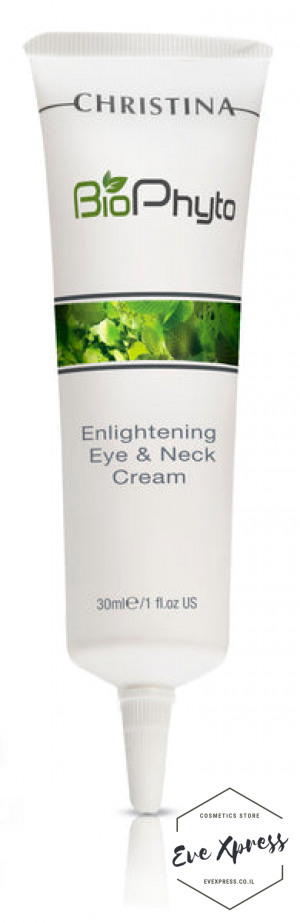 BioPhyto Enlightening eye & neck cream 30ml