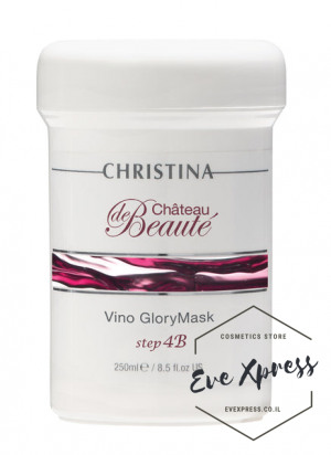 Château de Beauté Step 4b - Vino Glory Mask 250ml