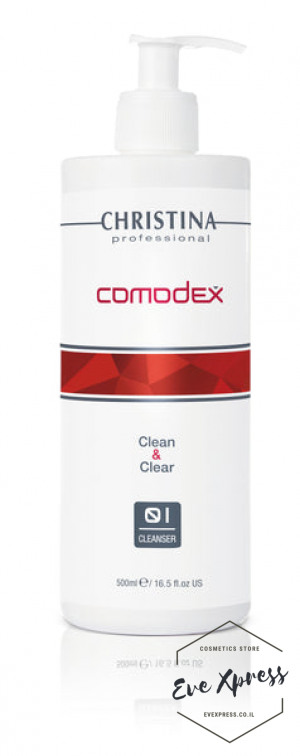 Comodex Stage 1: Clean&Clear Cleancer 500ml