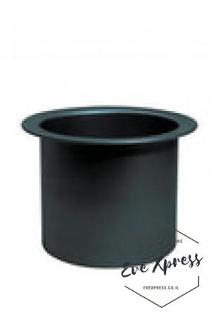 cubeta 800 g negra