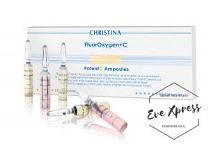 FlourOxygen+C PotentC Ampoules Kit