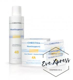FlourOxygen+C Stage 4A: Pure Vitamin C+ Enzymes Powder 30x5ml