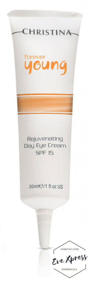 Forever Young Rejuvenating Day Eye Cream SPF-15 30ml