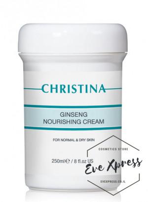 Ginseng Nourishing Cream 250ml