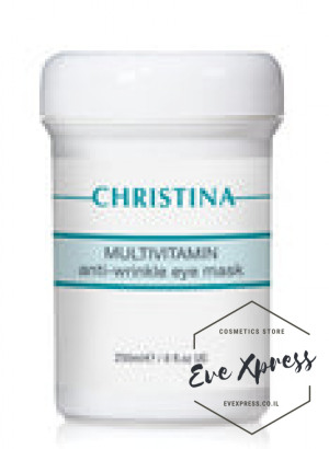 Multivitamin Anti-Wrinkle Eye Mask 250ml