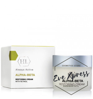 "ALPHA-BETA WITH RETINOL קרם מחדש 250 מ""ל"