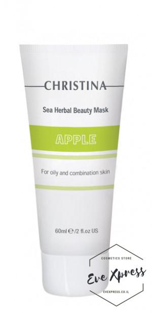 Sea Herbal Beauty Mask Green Apple 60ml