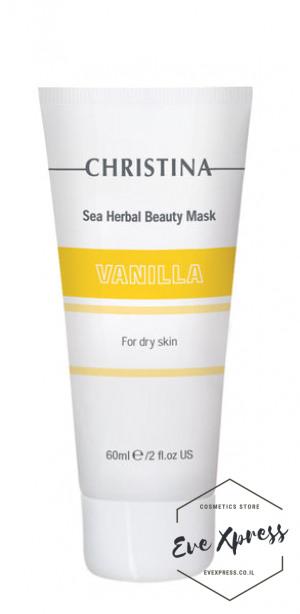 Sea Herbal Beauty Mask Vanilla 60ml