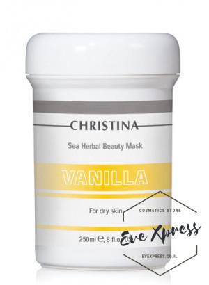 Sea Herbal Beauty Mask Vanilla 250ml